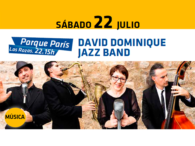 David Dominique Jazz Band