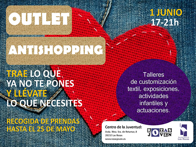 Outlet Antishopping