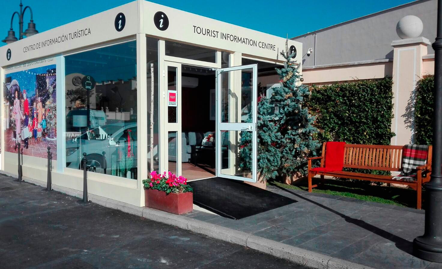 Oficina de turismo ayuntamiento de las rozas de madrid for Oficina de turismo sintra