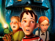 CINE. MONSTER HOUSE. LA CASA DE LOS SUSTOS